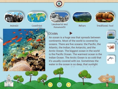 Wikids – KidkeDoo Encyclopedia App | The Future of Education  - Where do we go now? | Scoop.it