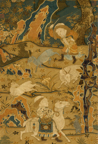 Chinese Textiles | The Metropolitan Museum of Art | Museum and Art Gallery Resources | Scoop.it