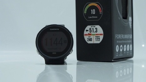 Garmin Forerunner 630 : Le test - Globe Runners | materiel course à pied | Scoop.it