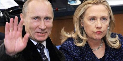 World Ignores Clinton And Backs Putin's Vow To Destroy NWO | | Business Video Directory | Scoop.it