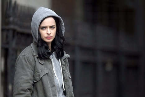 Marvel's 'Jessica Jones' arrives on Netflix November 20th | MoviesSeries | Scoop.it