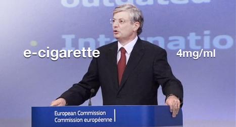 Directive européenne sur le Tabac : ce qui va changer pour les ...   Régulation cigarette électronique   Scoop.it