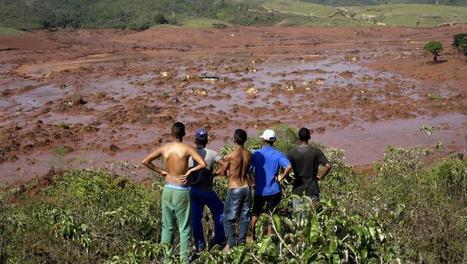 Coulée de boue au Brésil: une «catastrophe environnementale» - Amériques - RFI | Communication et engagement : responsabilité, éthique, utilité | Scoop.it