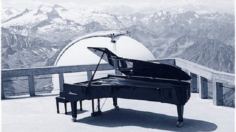 Pic du Midi : 10ème édition de Piano Pic - France 3 Midi-Pyrénées | CC Jovence | Scoop.it