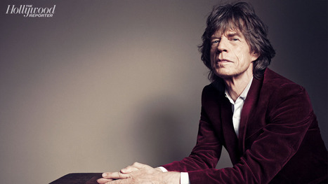Mick Jagger Goes Hollywood | On Hollywood Film Industry | Scoop.it