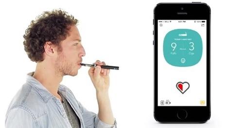Smokio, la première cigarette electronique connectée | Les dernières innovations digitales | Scoop.it