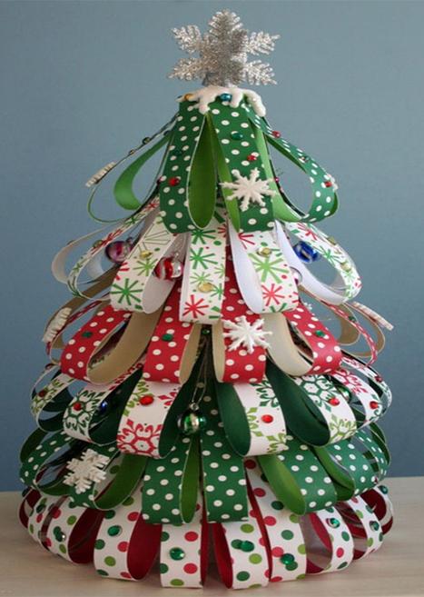 recíclame: Especial de Navidad – Árboles de Navidad reciclados | Som Somni | Scoop.it
