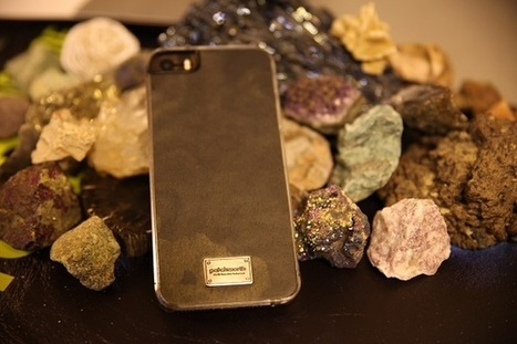 This iPhone 5/s Case Is Made Of Actual Stone | Technology | Scoop.it