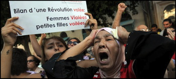 Arab Spring withers in Tunisia – One woman's battle | Microbiome, The Gut, | Scoop.it