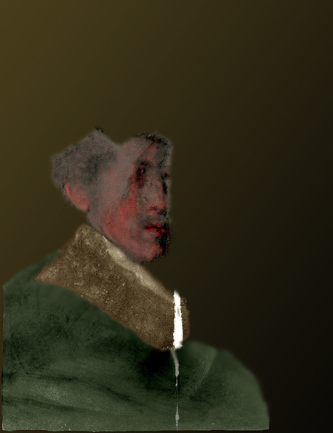 A Hidden Rembrandt Has Been Digitally Reconstructed in Color | The Getty Iris | Clic France | Scoop.it