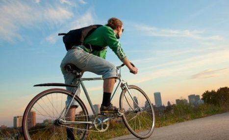 Ahora podrás cargar tu móvil mientras paseas en bicicleta | Educacion, ecologia y TIC | Scoop.it
