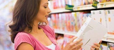Etiquetage alimentaire: tout ce qu'il faut savoir - L'Express | Mémo-notes de Melodie68 | Scoop.it