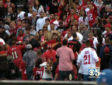 2 Shot, 1 Beaten At 49ers-Raiders Game - CBS San Francisco | FOOTBALL | Scoop.it