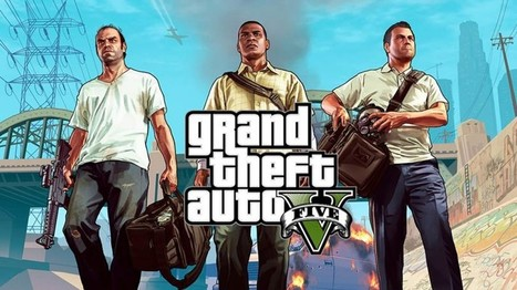 Rockstar releases Grand Theft Auto V Official Trailer | Raised By Lions | Mens Entertainment Guide | Scoop.it