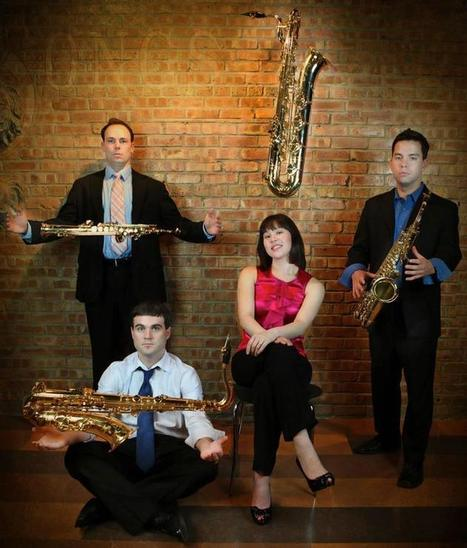 Black House Collective: Black House Saxophone Quartet Competition Winners   OffStage   Scoop.it