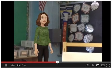 Tellagami for Story Telling | Education | Scoop.it