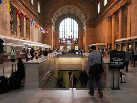 Union Station should not be renamed after Sir John A. Macdonald, Torontonians tell survey | Sir John A... GENERAL STORIES | Scoop.it