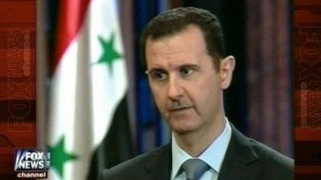 Assad réclame un an et un milliard de dollars pour détruire son arsenal chimique | Tout le web | Scoop.it