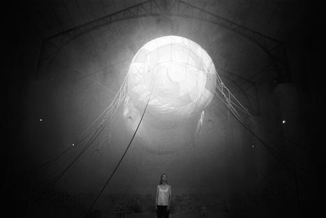 ''Le nuage qui parlait'' Yo-Yo Gonthier   Galerie Cécile Fakhoury - Abidjan   Scoop.it