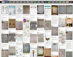 Anchor charts away! — @joycevalenza NeverEndingSearch | Librarian-Schhhtuff | Scoop.it
