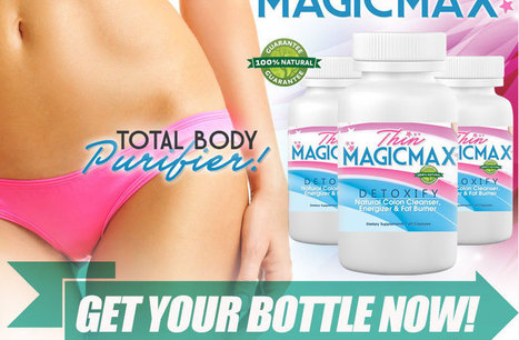 Thin Magic Max Reviews – Get Risk Free Trial | Loaded With Powerful Detoxifiers That Flush Away Fat | Scoop.it