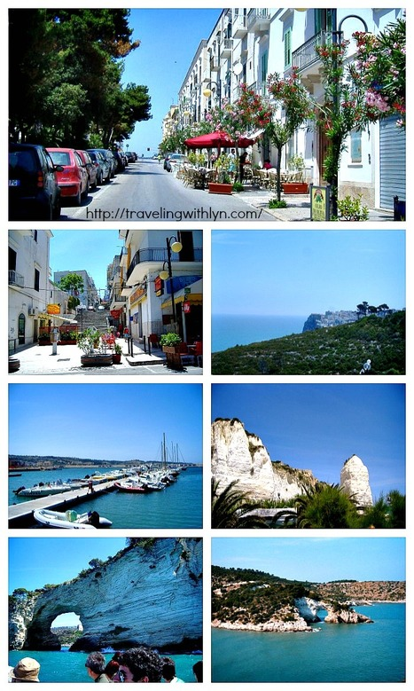 Vieste - A town on the Adriatic coast of Italy | Italia Mia | Scoop.it