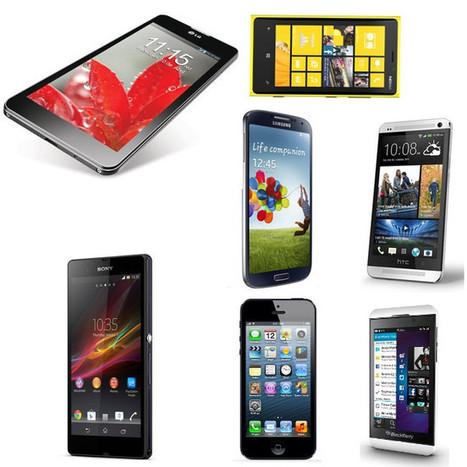 LG Optimus G frente a los mejores smartphones del mercado | Publicidad y videojuegos | Scoop.it