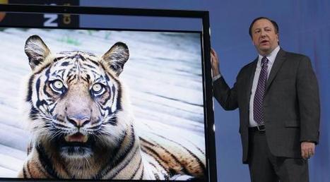 Tous ces produits high-tech qui vont vous faire rêver en 2013 | Technologies numériques et innovations | Scoop.it