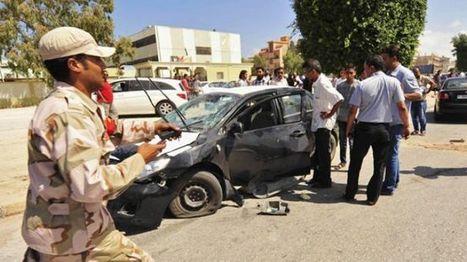 Four military vehicles exploded in Libya - Press TV | Saif al Islam | Scoop.it