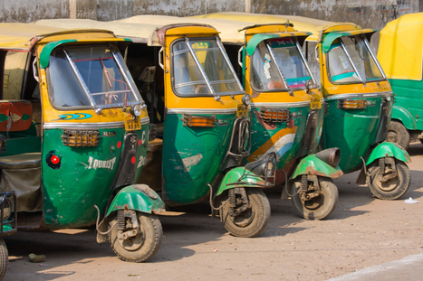 Uber Suspends Its Auto-Rickshaw Service In India | Technology Supporting Social Impact | Scoop.it