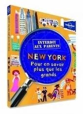 Destinations : des guides pour enfants donnent des clés pour découvrir une ville tout en s'amusant | Les Enfants et la Lecture | Scoop.it