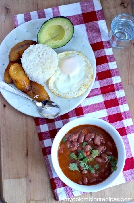 Frijoles Rojos Colombianos (Colombian-Style Red Beans) | My ... | 4-Hour Body Bean Cookbook | Scoop.it