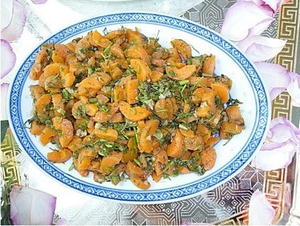 Salade de carottes | food | Scoop.it
