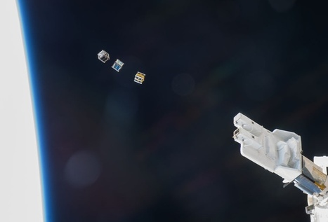 Do Small Satellites Make For More Space Junk? | Space Situational Awareness | Scoop.it