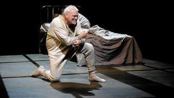 Theater review: 'The Steward of Christendom' leans too much on words - Los Angeles Times | The Irish Literary Times | Scoop.it