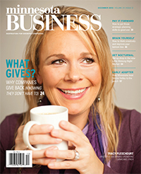 In The News: Minnesota Business Magazine- December 2013 | Real Estate | Scoop.it