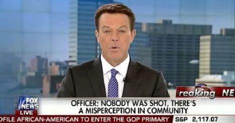 Fox News s'excuse après l'annonce en direct d'une fausse fusillade à Baltimore | USA | Journalisme & déontologie | Scoop.it