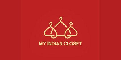 My Indian Closet | Logo | Scoop.it