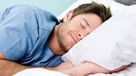 3 nutrients linked with a better night's sleep   Healthy Lifestyle   Scoop.it
