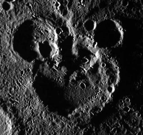 Mickey Mouse on Mercury | Politically Incorrect | Scoop.it