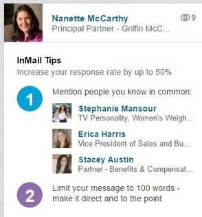 How To Use Paid LinkedIn InMail to Reach Target Customers - Online Marketing for Small Business | Linkedin for Business Marketing | Scoop.it