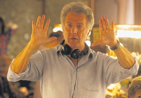 Dustin Hoffman finds a new calling | From Film to Internet | Scoop.it