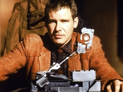 Hilarious 1982 BLADE RUNNER Executive Notes - They HatedIt | Geek On | Scoop.it