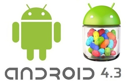Android Jelly Bean 4.3 : Users and Developers | helpfull | Scoop.it