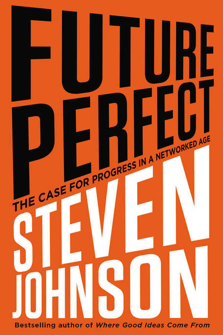 "Steven Johnson's Future Perfect: optimistic look at the future of networked politics | L'impresa ""mobile"" 