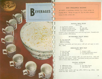 Hot Pineapple Eggnog | Vintage Living Today For A Future Tomorrow | Scoop.it