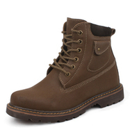Brown men elevated boots that make you taller 8cm / 3.15inch | Elevator Height Boots for Men Taller | Scoop.it