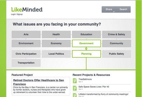New Online Platform for Stories of Community Change | Urban Life | Scoop.it