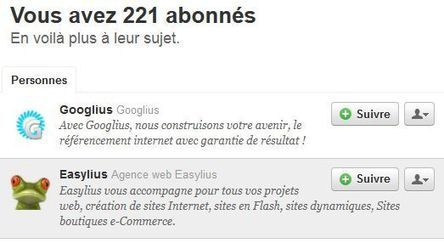 Googlius et Easylius, spam sur Twitter : je fume et c'est du belge ! | Informatique | Scoop.it
