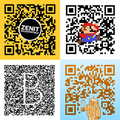 How to Create a Custom QR Code with Embedded Your Logo | The Business Of Doing Photography | Scoop.it